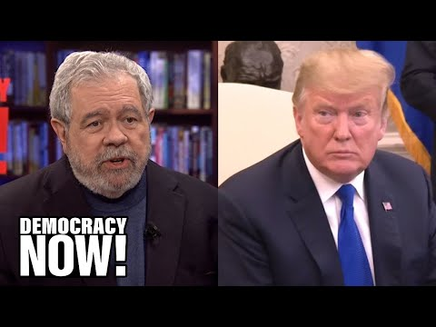 We Will See Trump's Tax Returns: David Cay Johnston Predicts Probes Will Uncover President's Secrets
