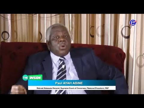 THE INSIDE 2018 (GUEST: PAUL AYAH ABINE)  SUNDAY MAY 06th 2018 EQUINOXE TV