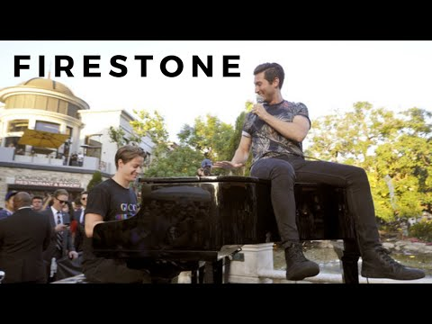 """Firestone"" Kygo with Justin Jesso @ The Grove 2019"