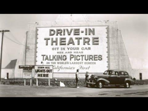 Drive-In Theaters Make A Comeback