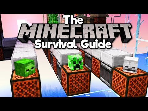 How To Farm Mob Heads! ▫ The Minecraft Survival Guide (Tutorial Let's Play) [Part 263] thumbnail