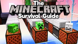 How To Farm Mob Heads! ▫ The Minecraft Survival Guide (Tutorial Let's Play) [Part 263]