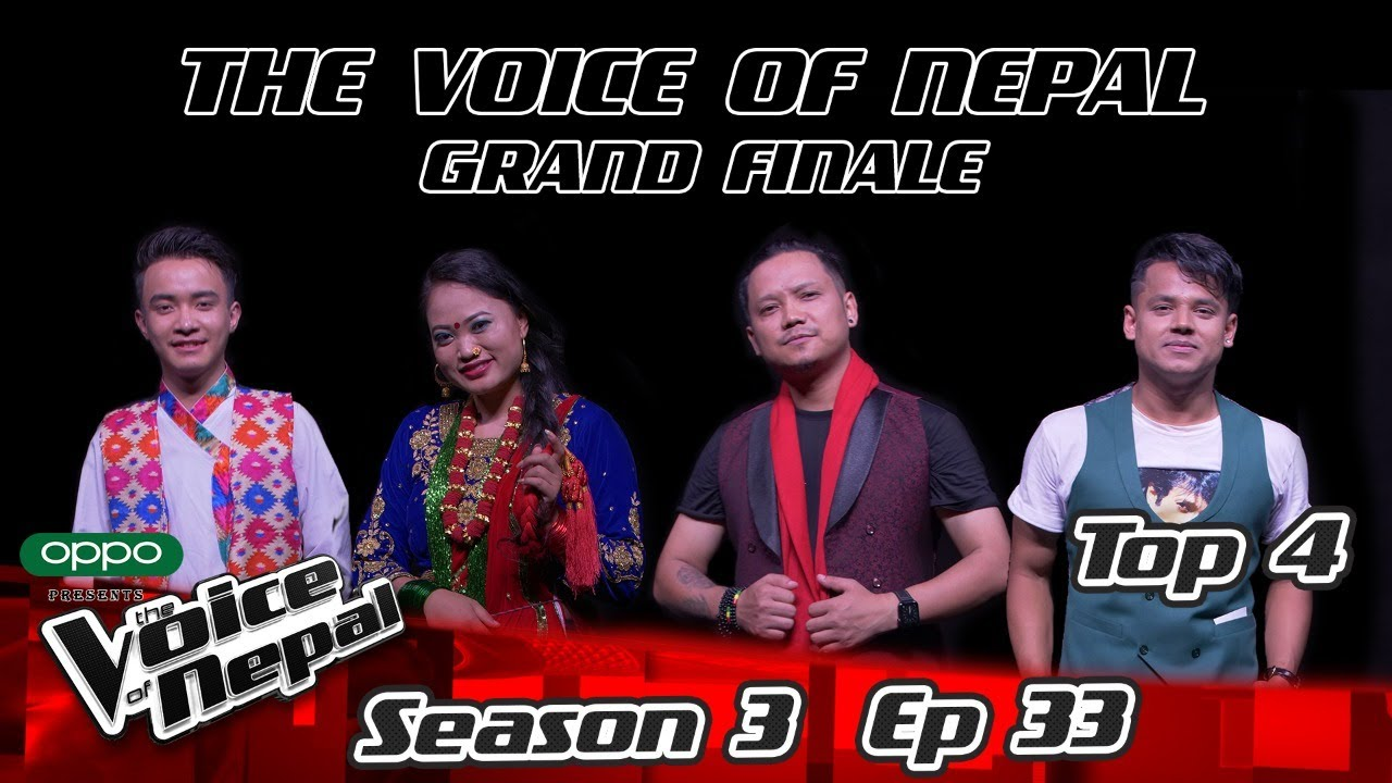 Download The Voice of Nepal Season 3 - 2021 - Episode 33 (Grand Finale)