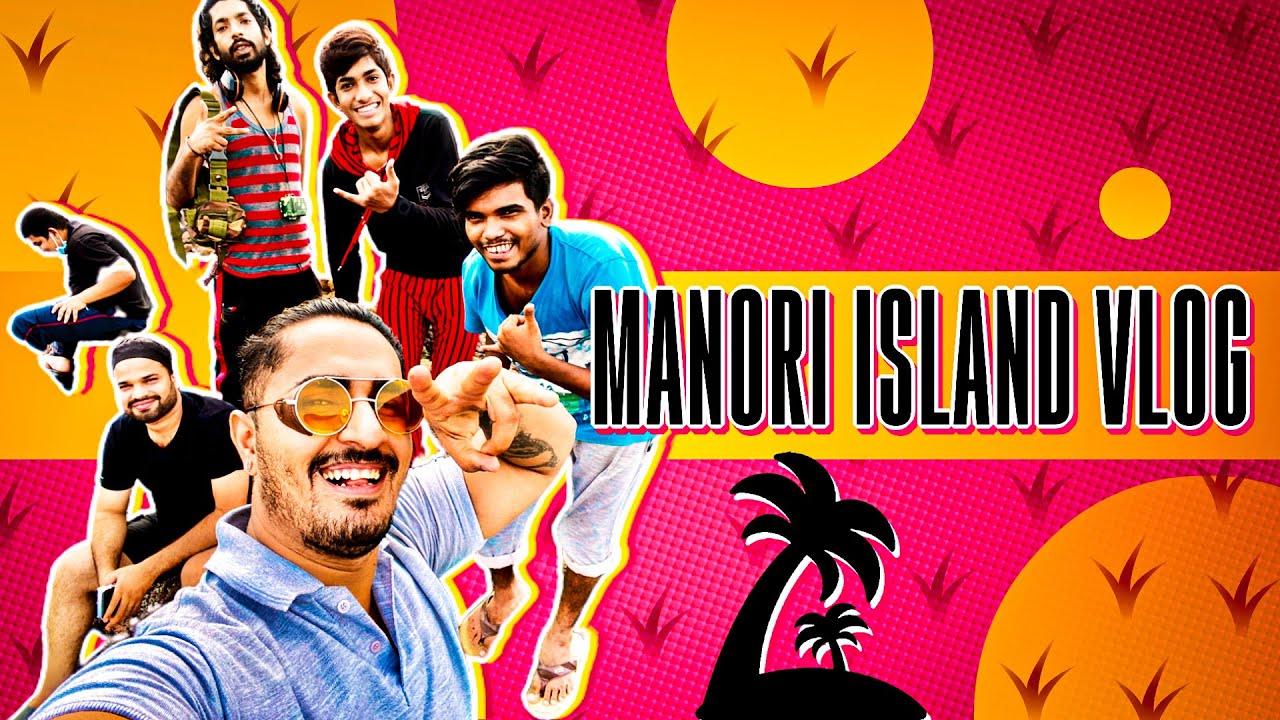 EXPLORING MANORI ISLAND 🌄 | FT : GUFRAN ZEHAN, SHANU BHAI , HASHTAG KHALFAN|  GTRVLOGS |