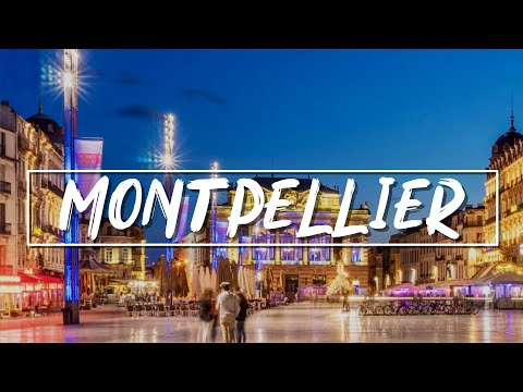 MONTPELLIER BY NIGHT - HÉRAULT