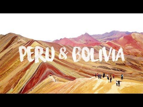 Peru - Bolivia - #5 Travel video - DJI Mavic Pro