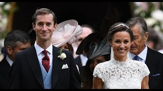 Pippa Middleton Marries Longtime Love James Matthews
