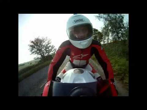 Honda CBR1000RR Fireblade High Cross - Newport