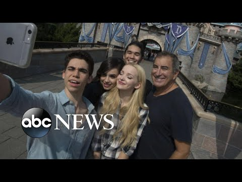&39;Descendants 3&39; stars remember Cameron Boyce