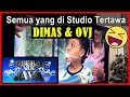 Lucunya Dimas di Opera Van Java OVJ (Hajar Pamuji)
