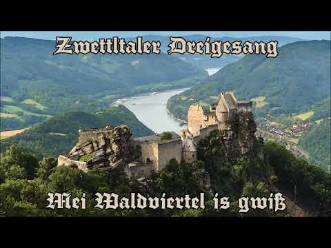 Zwettltaler Dreigesang - Mei Waldviertel is gwiß