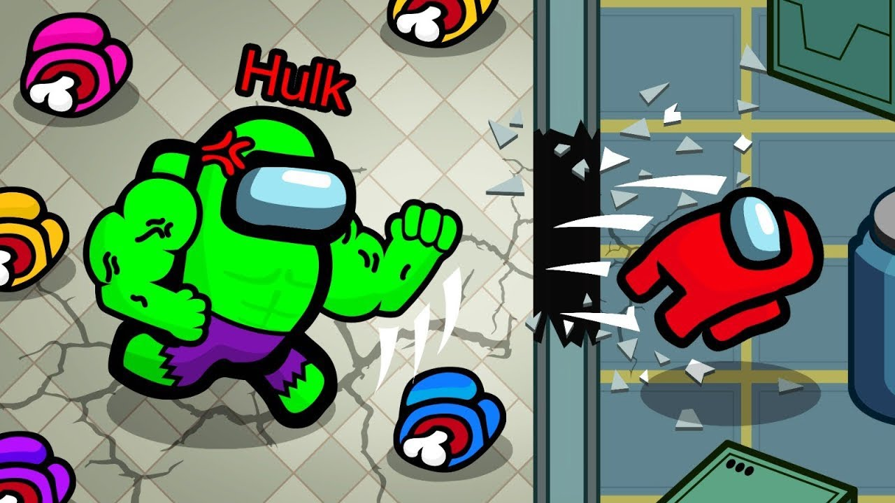 Download I am THE HULK In AMONG US! (*NEW* Game Mode)