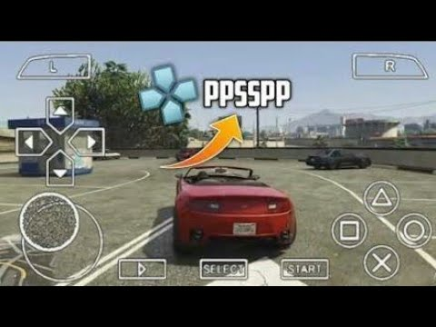 GTA 5 Ppsspp Iso Dawnload Link _ With GAMEPLAY