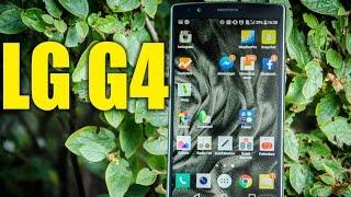 LG G4 - super elegancki, super szpanerski
