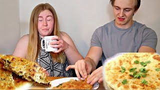 WHITE Students Try PAKISTANI Food!