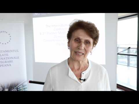 Video statement with Ms Heghine Manasyan, CEO Caucasus Research Resource Center   Armenia
