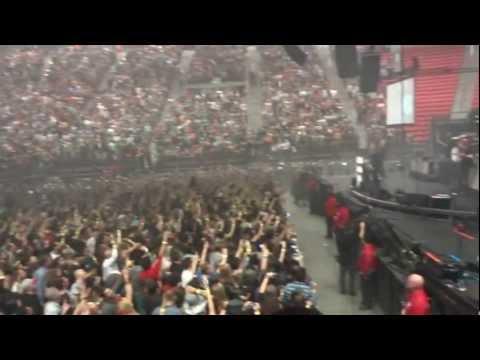 The Killers-Mr.Brightside @Viejas Arena, SD 2012