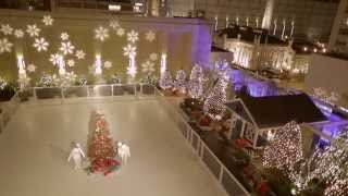Sky Rink | Winter Moments | The Peninsula Hotels