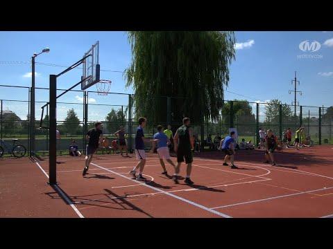 МТРК МІСТО: У місті відбувся чемпіонат області з баскетболу 3х3