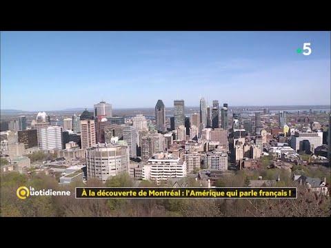 A la découverte de Montréal : l'Amérique qui parle français !