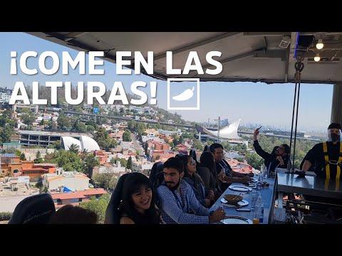 ¡Come en las alturas con Dinner in the sky! | CHILANGO