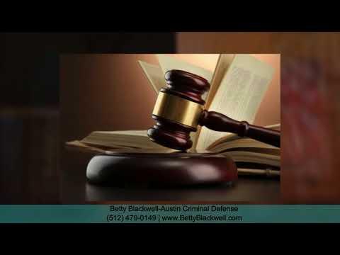 Criminal Defense Lawyer Austin TX