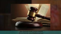 Criminal Defense Lawyer Austin TX