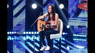 """Despacito"". Vezi intepretarea Marcelei Iovi, la X Factor!"