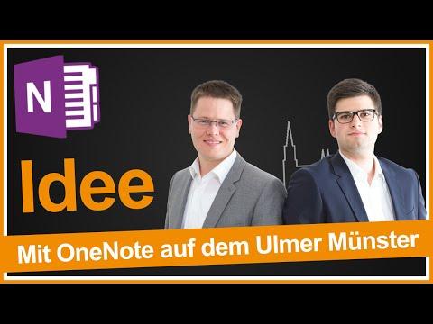 Mobiles Arbeiten auf dem Ulmer Münster