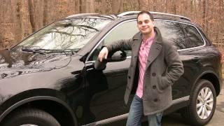 RoadflyTV - 2011 VW Touareg VR6 Sport Review & Test Drive