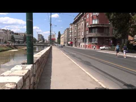 Another walk around Sarajevo, Bosnia and Herzegovina