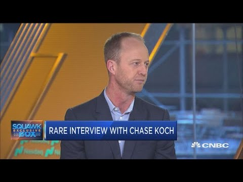 Chase Koch On How Koch Industry Wants To Disrupt Metal Manufacturing