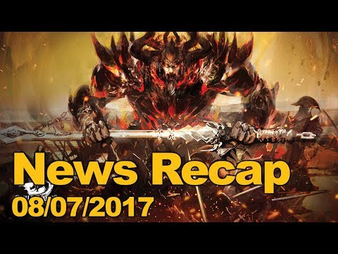 MMOs.com Weekly News Recap #107 August 7, 2017