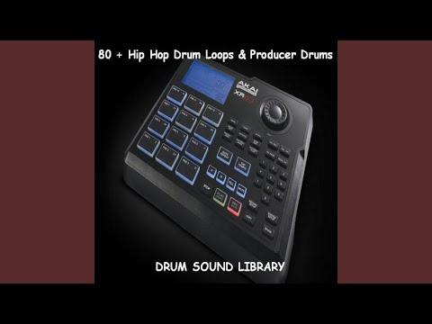drum sound library drum loop 009