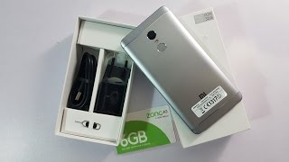 Xiaomi Redmi Note 4 Unboxing New Look!! [Urdu/Hindi]