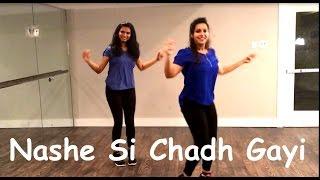 Dance on Nashe si Chadh Gayi (Befikre) - Annwesha & Stutee | Bollywood | Hip Hop |Classical | Fusion