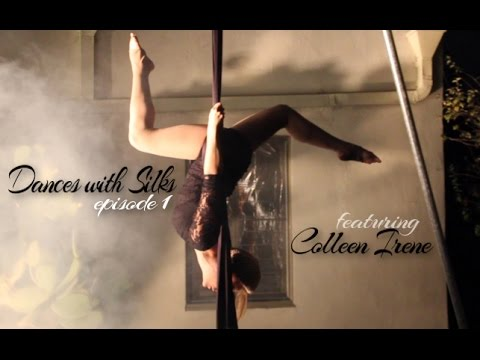 'Unchained Melody' (Elvis Presley) - Aerial Silk Dance