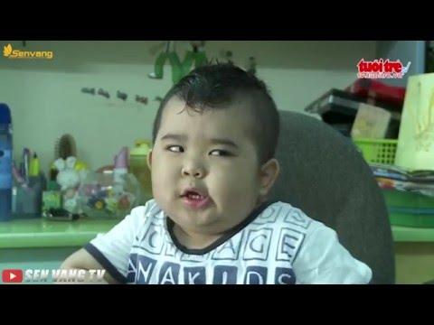 Bé Cutin, Huỳnh Minh Hoàng, cậu bé 4 tuổi hot nhất năm qua, showbiz Việt