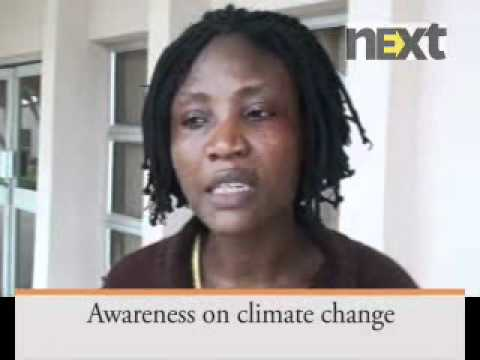 Lagos based Enivronment Advocate responds to climate change issues