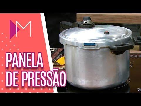 Entenda como funciona a panela de pressão - Mulheres (07/09/2018)