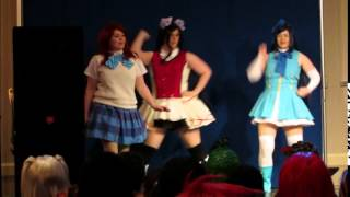 Triad Anime Con Love Live skit thumbnail