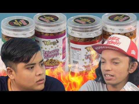 Wany's Kacang, Susah nak cakap!