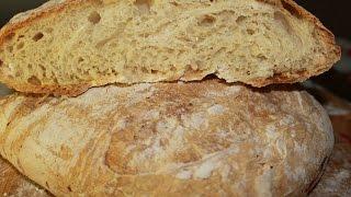 Чиабатта (ciabatta,Italian bread)