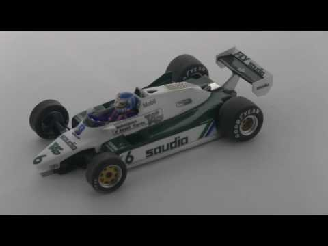 Williams FW08 More Than Slot