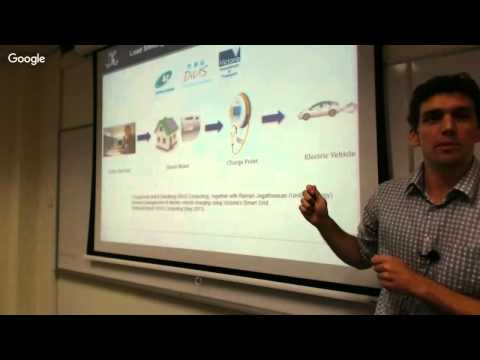 The Impact of Electric Vehicles on the Grid (October Seminar)