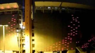 Nuevo Estadio Nacional PERU Lima [ILUMINACION]
