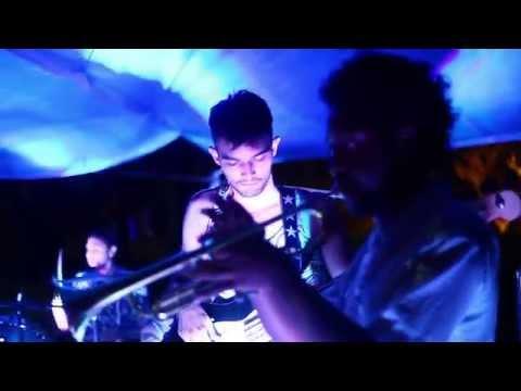 Afronave - Jam dos Brou - Live at RU - III Festival Peroba Rosa