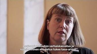 Suomen ruotsalainen kansanpuolue: Ratkaistaan Suomen suurin ongelma