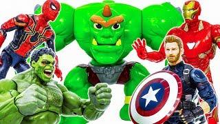 Месники Супергероя Іграшки Подолати Монстрів І Історія Іграшок Картопля #Toymarvel