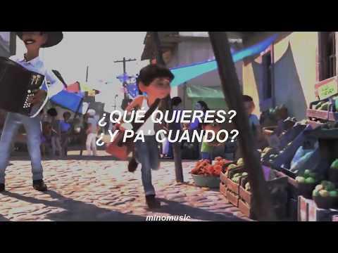 """Un Poco Loco - Luis Ángel Gómez Jaramillo, Gael García Bernal (De """"Coco""""// Letra)"""